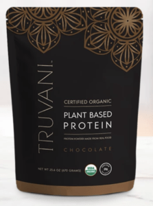 truvani chocolate protein powder - best protein powders for women