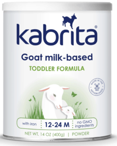 kabrita goat milk toddler formula - best protein powders for kids