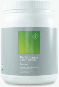 best protein powders - performance lab vegan protein