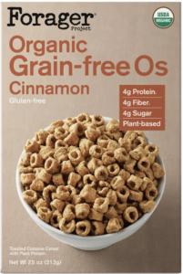 forager cereal healthiest cereal