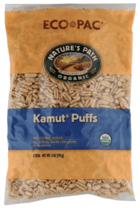 puffed kamut cereal - healthiest cereal