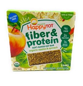 protein bars for kids happy tot