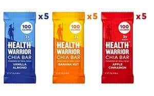 protein bars for kids health warrior
