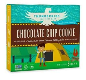 protein bars for kids thunder kids bars