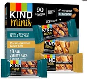 protein bars for kids kind bar minis