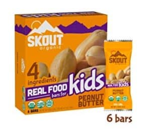 protein bars for kids skout bars