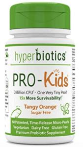 best probiotics for kids - hyperbiotic