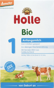 holle bio stage 1