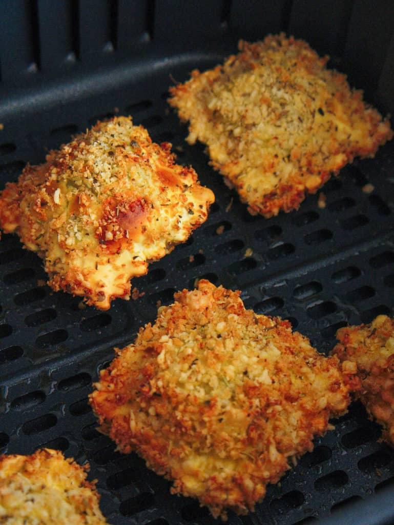 ravioli in air fryer