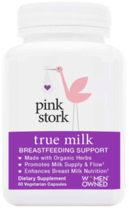 Pink Stork - best lactation supplements
