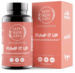 pump it up - best lactation supplements