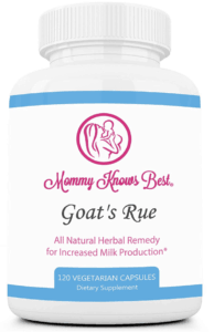 goat's rue - best lactation supplements
