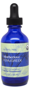 motherlove fenugreek - best lactation supplements