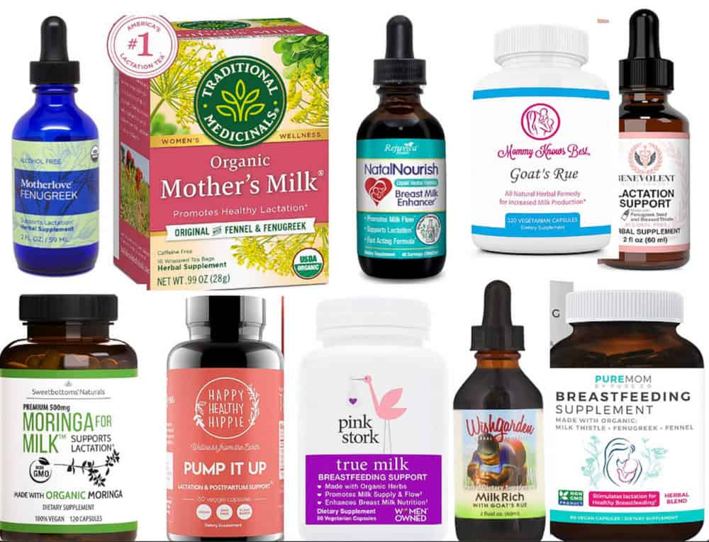 best lactation supplements 2020