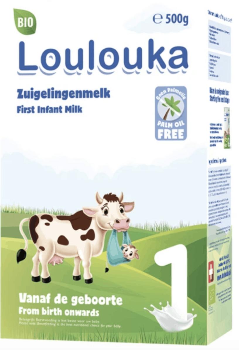 loulouka best organic baby formula