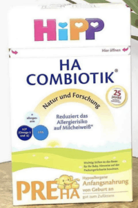 hipp ha pre best hypoallergenic baby formulas