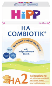 hipp ha stage 2 best hypoallergenic formula
