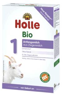 holle goat baby formula