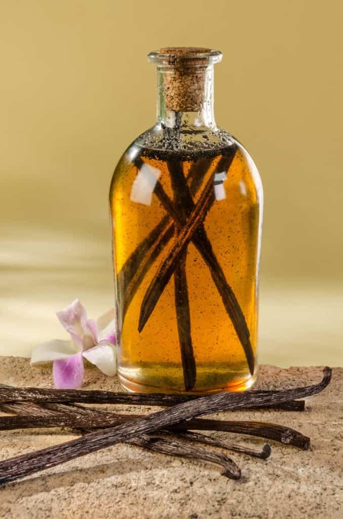 vanilla extract substitute - vanilla in a bottle