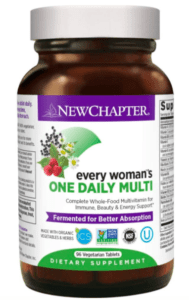 new chapter multivitamin