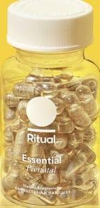 ritual prenatal multivitamin