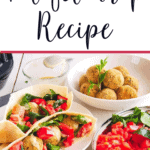 falafel wrap recipe