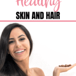 food for healthy skin and hair
