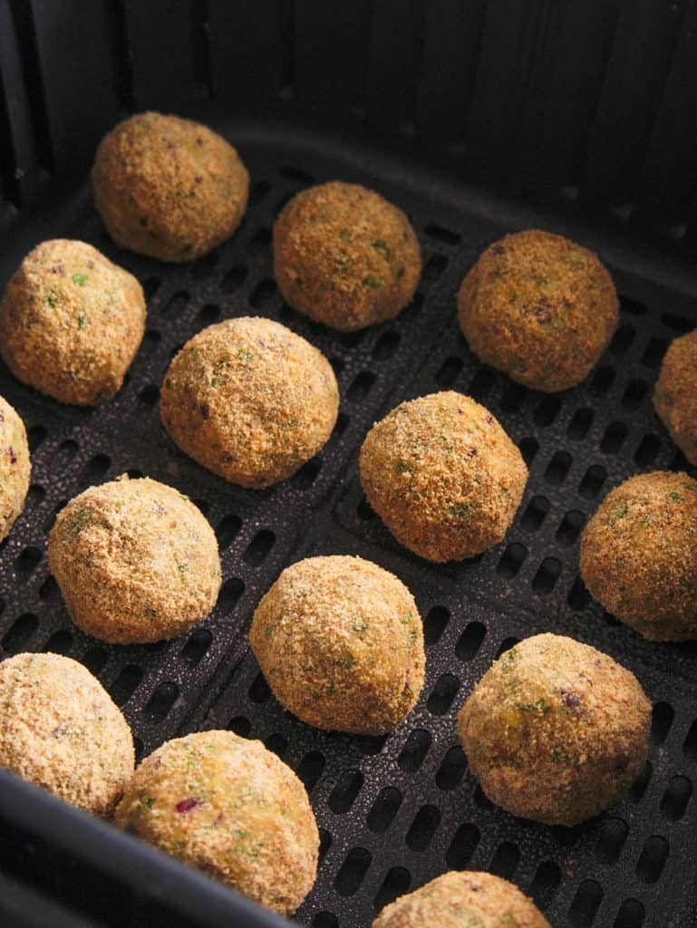 baked falafel in the oven