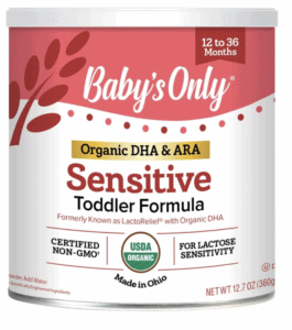 baby's only lactorelief best baby formulas