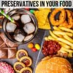 worst preservative in food