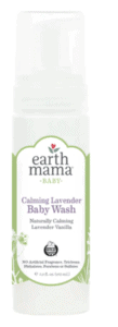 earth mama lavender body wash
