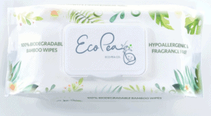 eco pea wipes