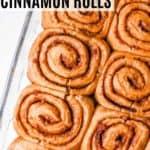 healthy cinnamon rolls