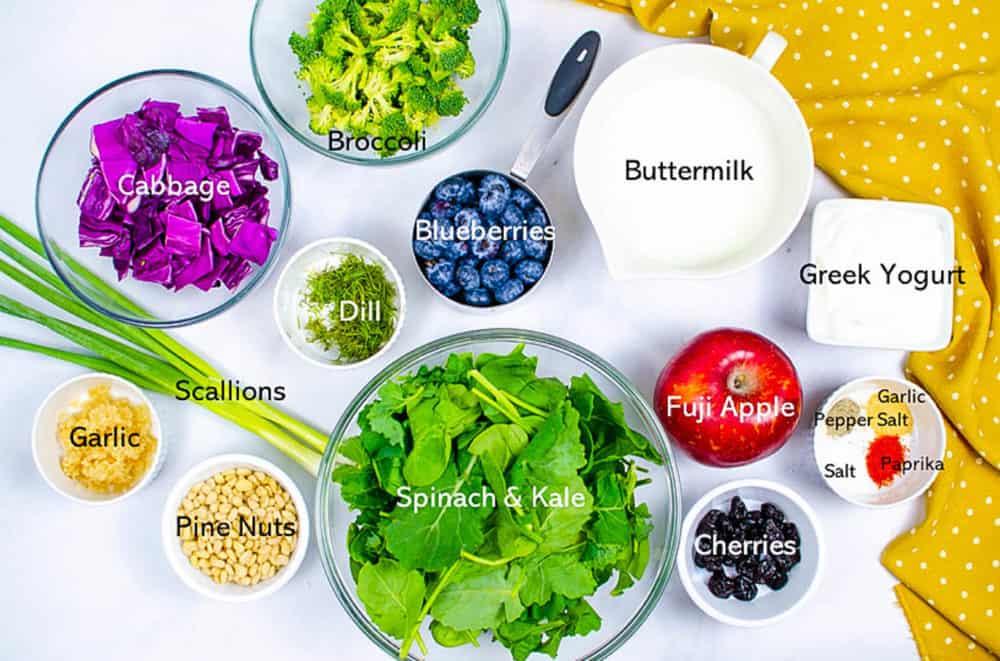 superfood salad ingredients