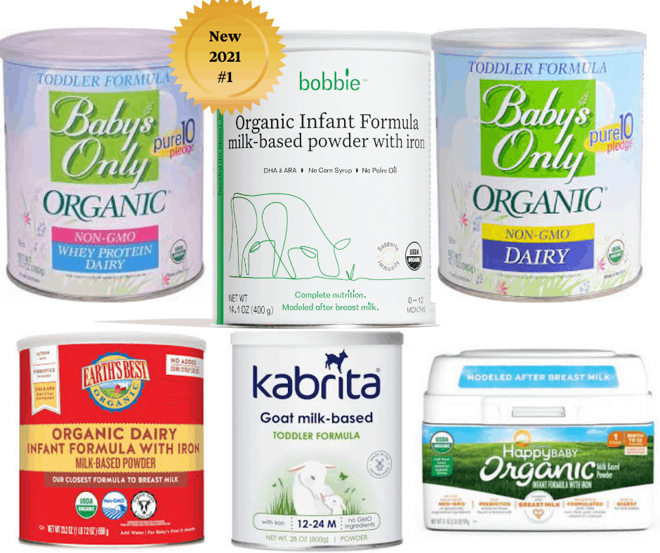 best baby formula made in the us
