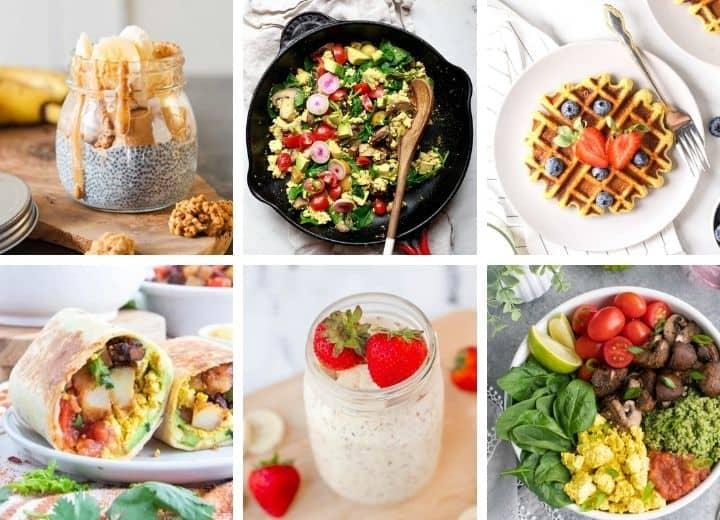 20 High Protein Vegan Breakfast Ideas |
