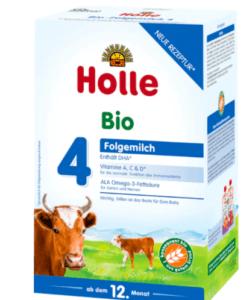 Holle Bio Stage 4 Toddler Formula