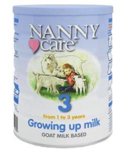 Nanny Care Stage 3 Toddler Formula