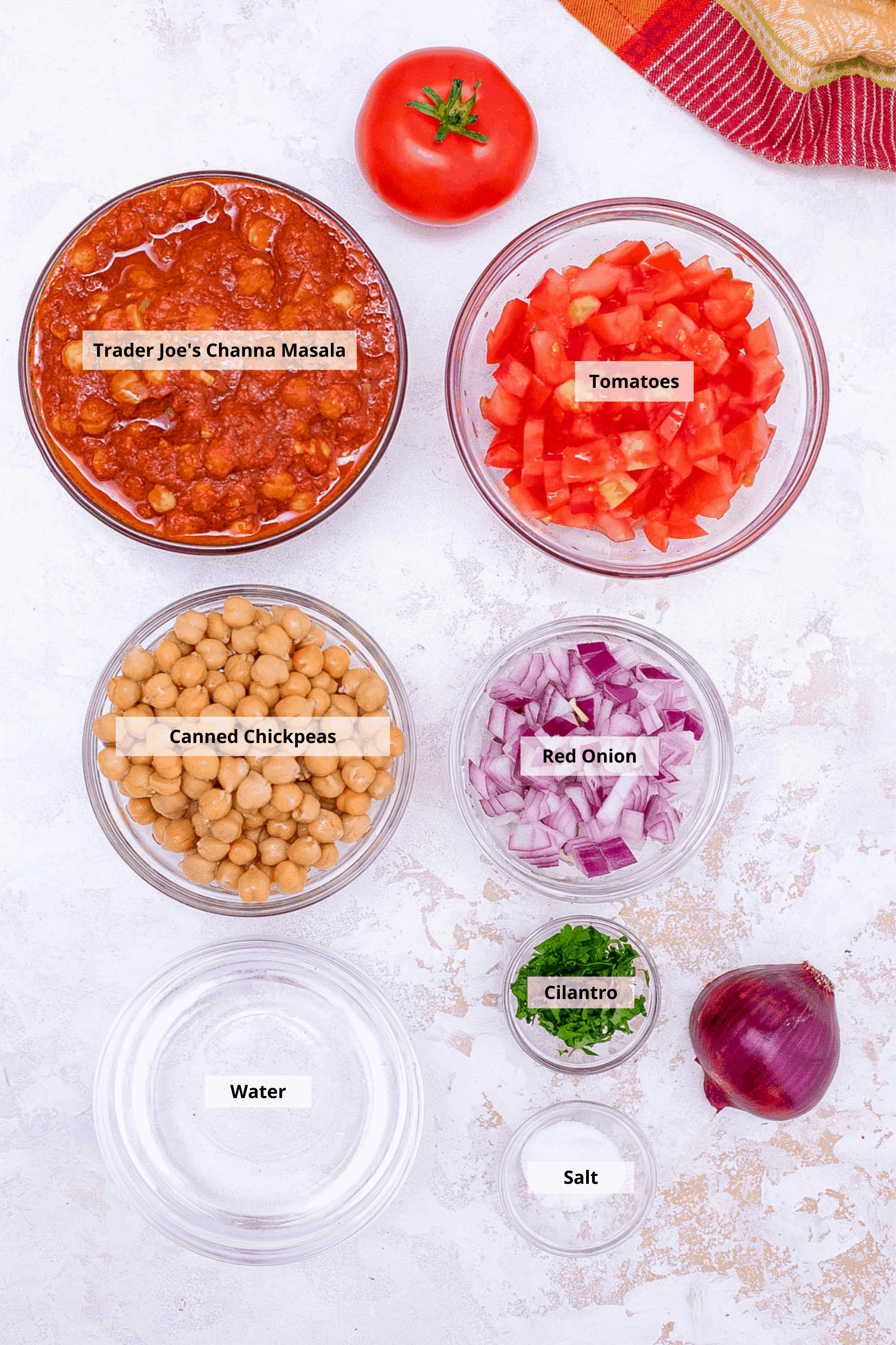 ingredients for trader joe's channa masala recipe