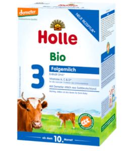 Holle Bio Toddler Formula