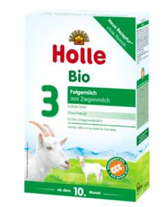 Holle Goat Stage 3 Toddler formula