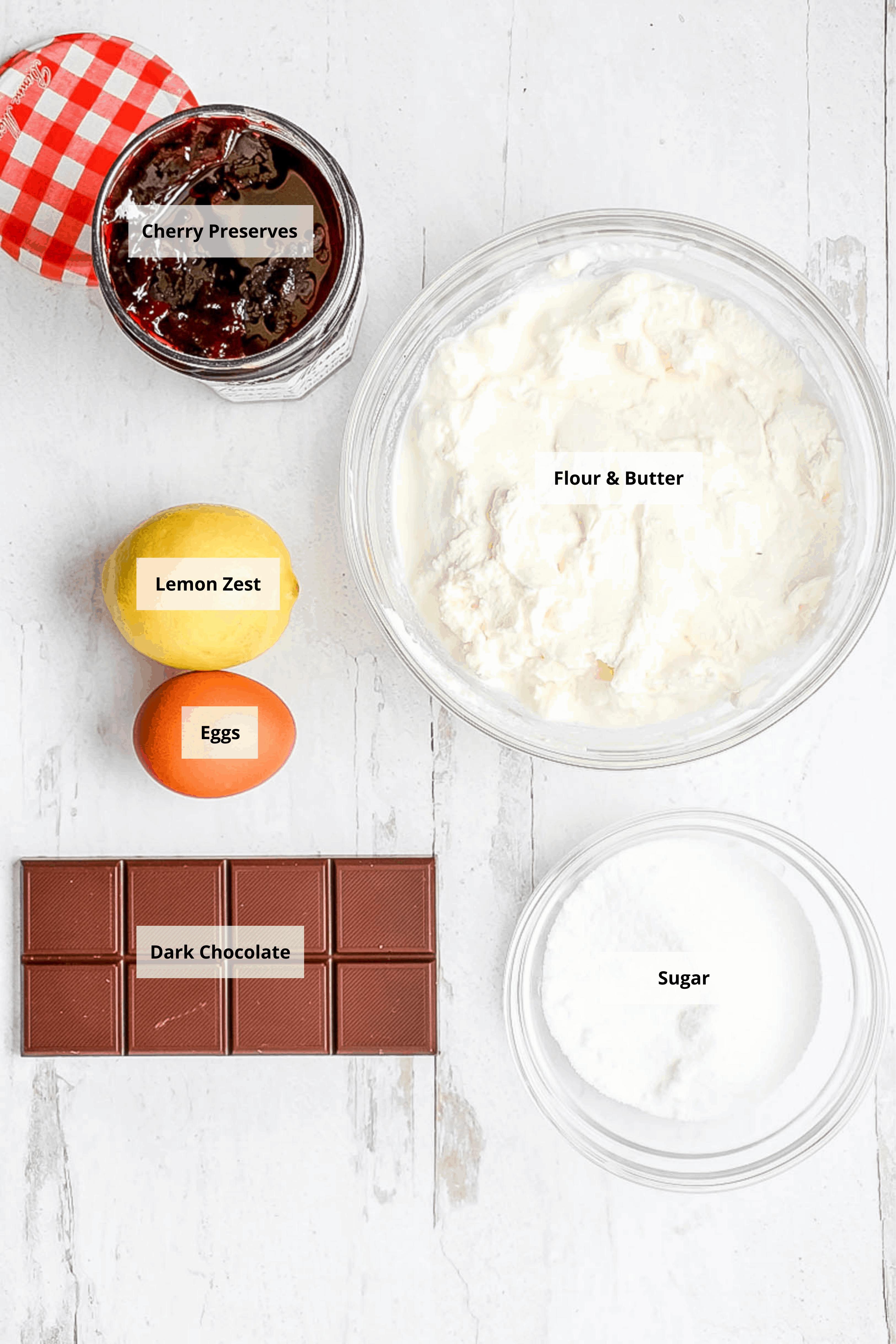ricotta pie ingredients