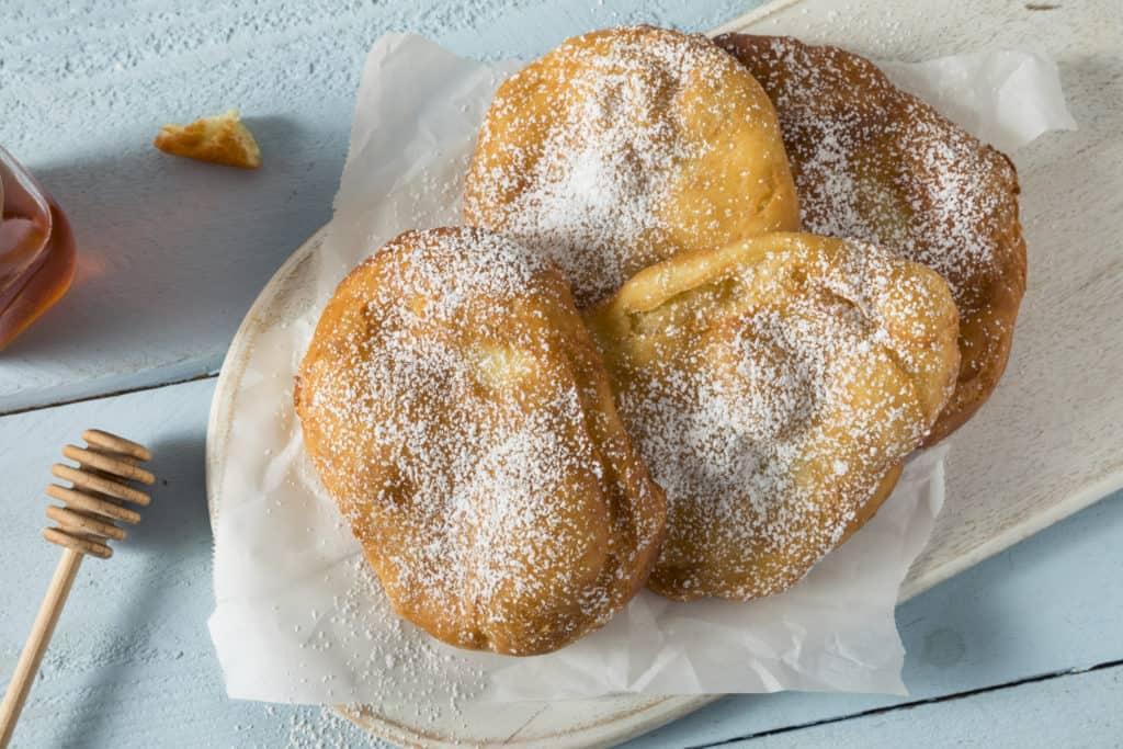 utah scone - foods that start with u