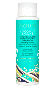 Pacifica Shampoo bottle.