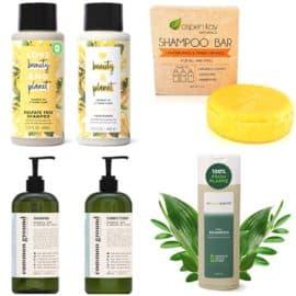 vegan shampoo brands