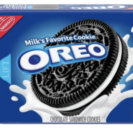 package of oreo cookies - are oreos vegan
