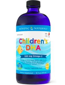 Nordic Naturals Children's DHA vitamins