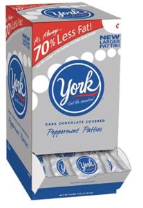 york peppermint patties box