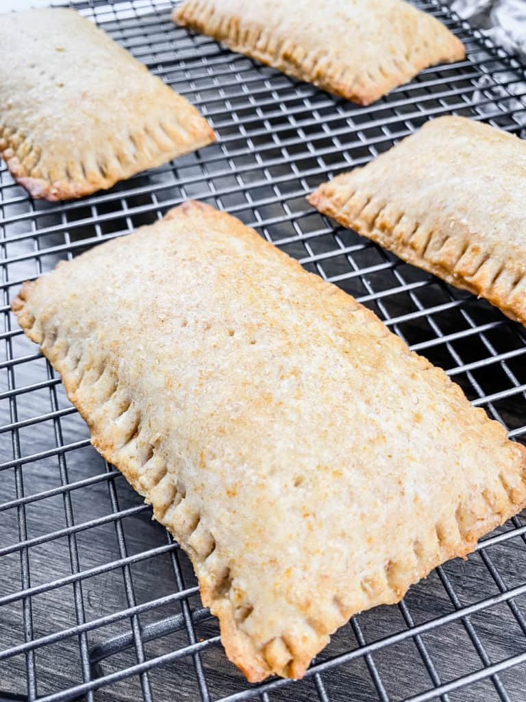 easy vegan pop tarts fresh out of the oven