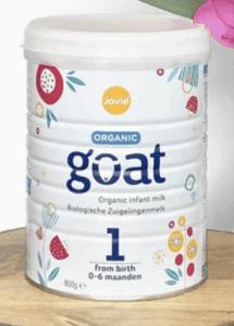 jovie goat milk a2 formula